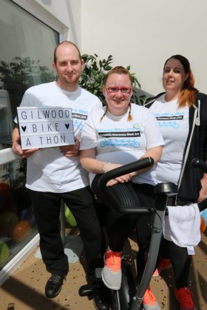 Qualia staff saddle-up for Dementia Awareness Week