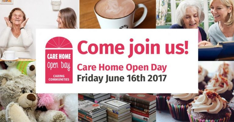 Qualia supports Care Home Open Day