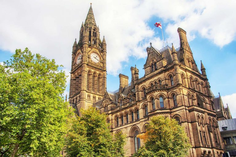 Greater Manchester Could Trial 'Free' Social Care