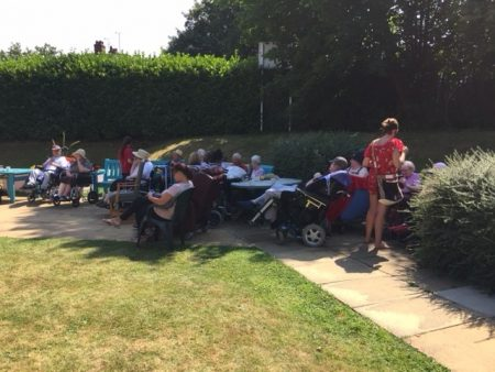 Millfield Summer Fair & CQC Green Party