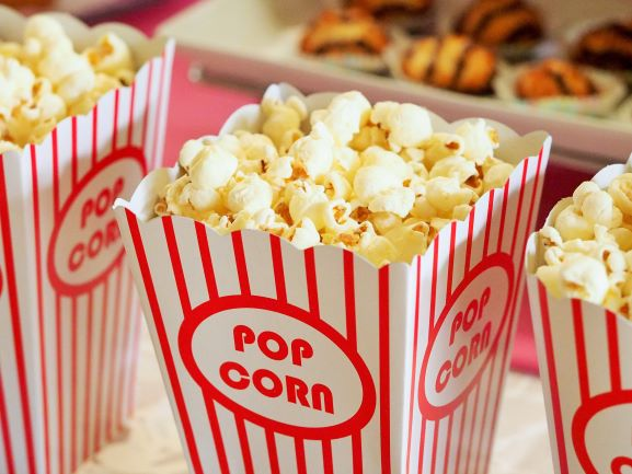 Gilwood Lodge residents take a trip to the cinema