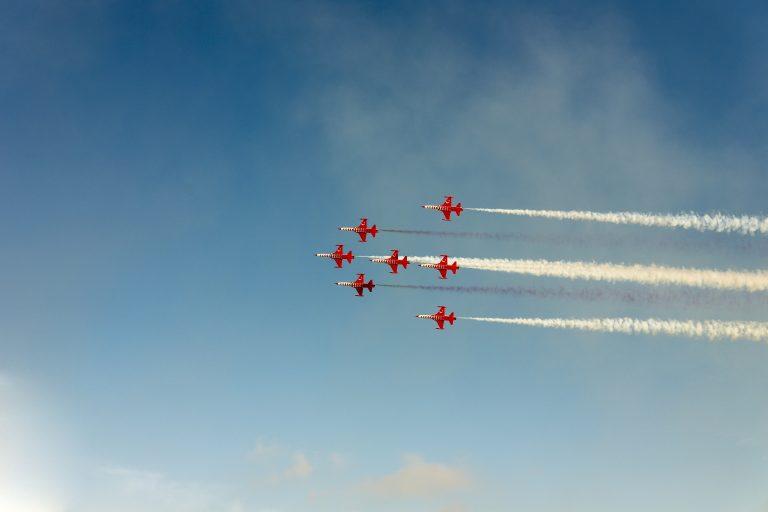 Sandycroft celebrates Armed Forces Day