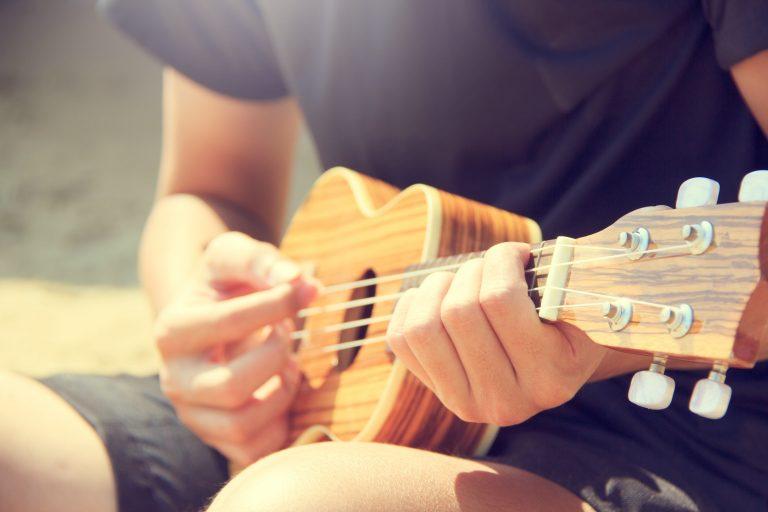 The sound of ukuleles fills Simonsfield